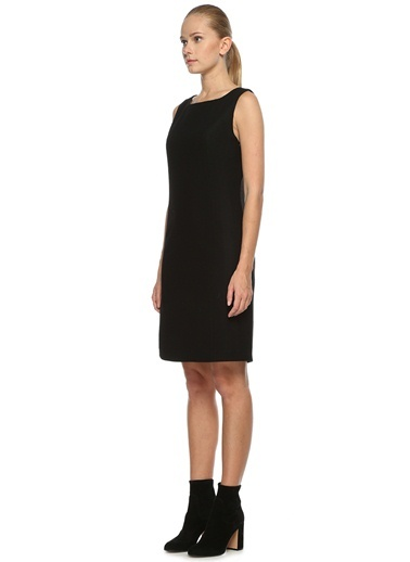 Askılı Kısa Elbise-Gravitas